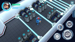 Download Game Ejen Ali : Emergency v1.1.1 Mod APK