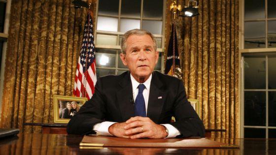 How Bush Demonstrating Genuine Leadership Bos Leader