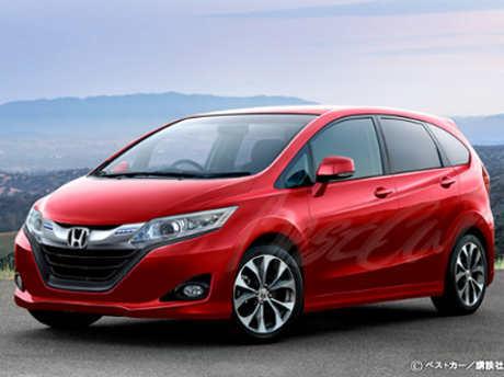 Ini Dia Model Terbaru Honda Jazz
