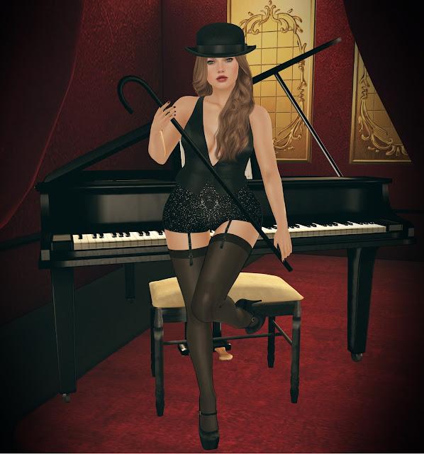 Cabaret1 Life is a Cabaret
