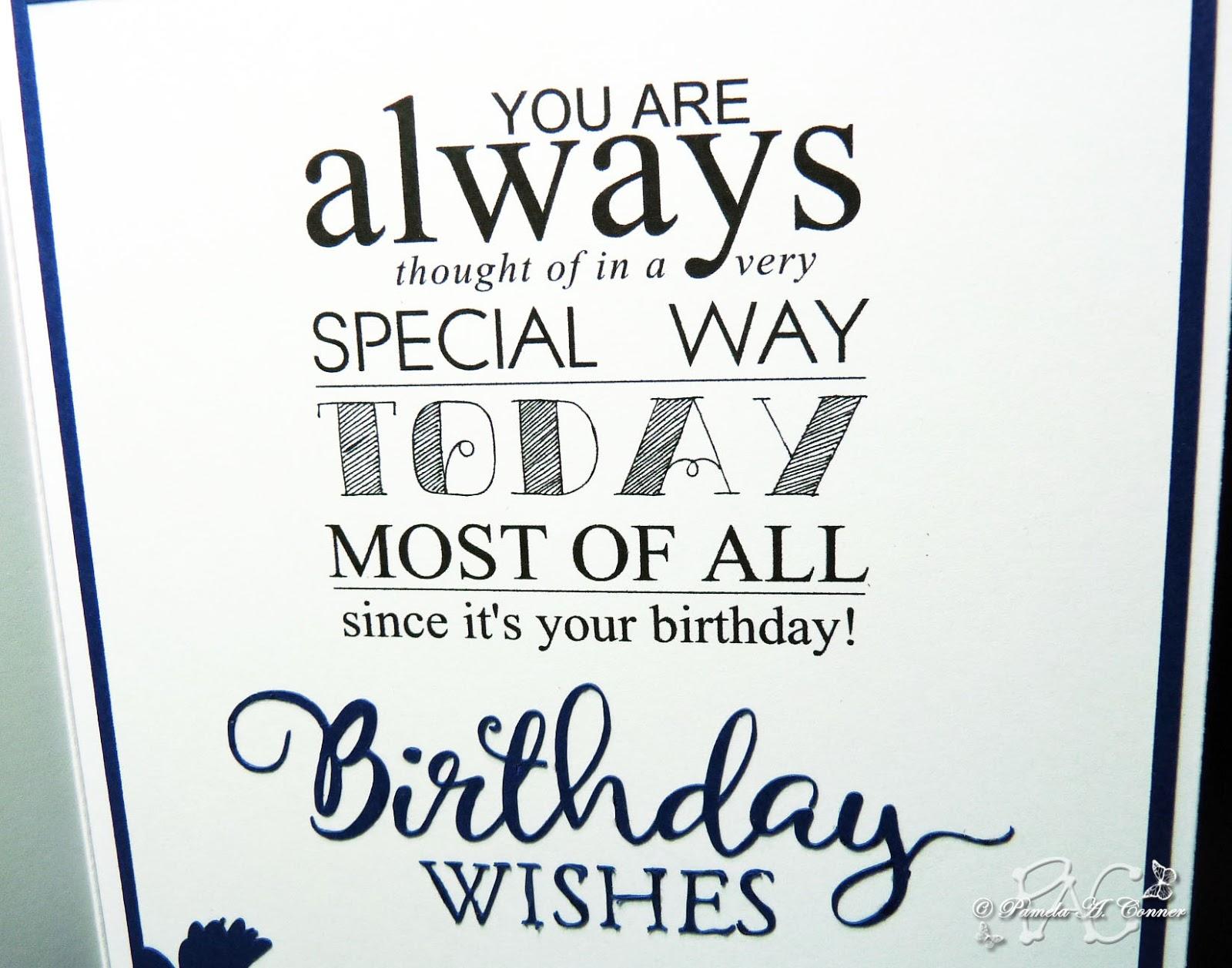 "YorkieMom s Creative Corner Happy Birthday ""Dr Kim"""