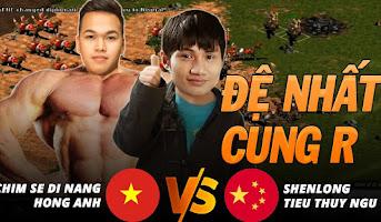 CSDN - HA vs SHENLONG - TTN: RƯỢT ĐUÔI TỈ SỐ