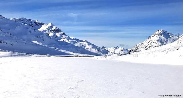 informazioni Trenino Rosso del Bernina