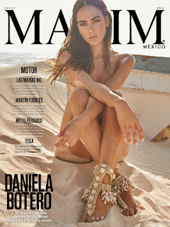 Revista Maxim Mexico - Junio 2017 PDF Digital