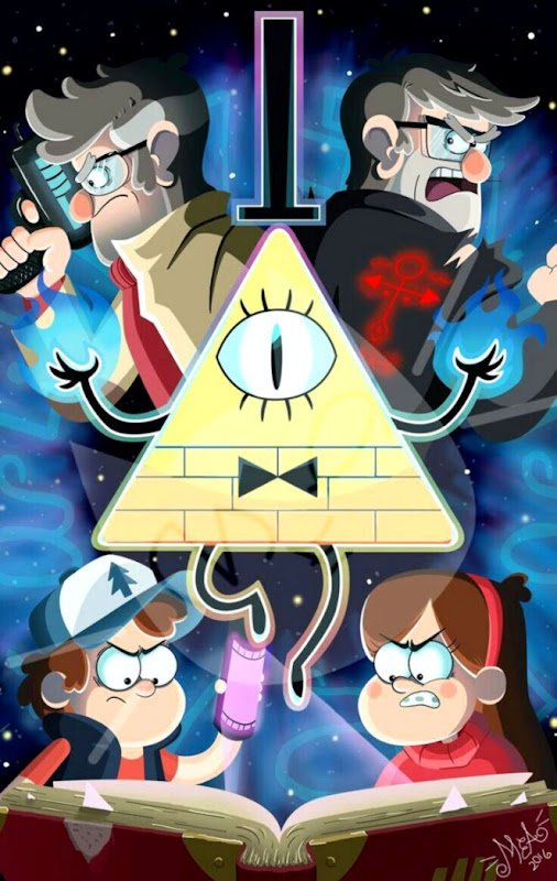 Gravity Falls Wallpapers  The Great Wallpapers