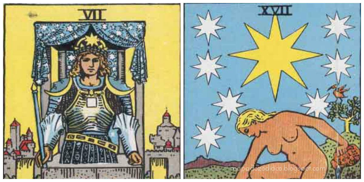 cartas de tarot numero 7