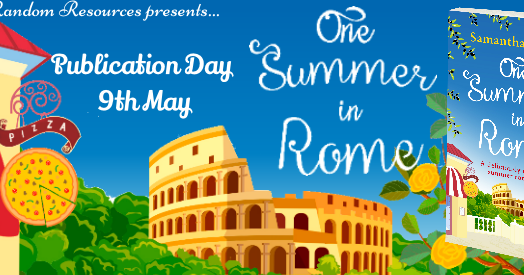 One Summer in Rome by Samantha Tonge Review