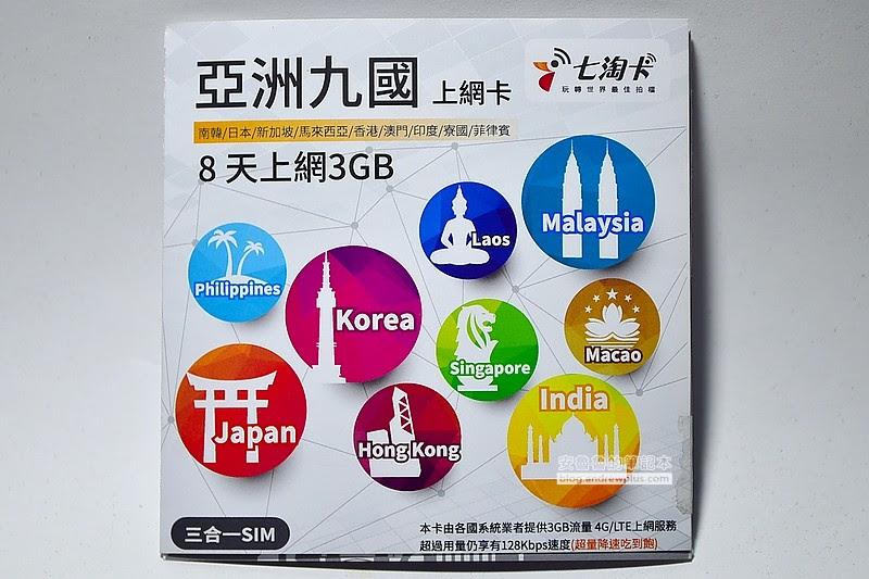 韓國上網卡,降速吃到飽,使用簡單方便