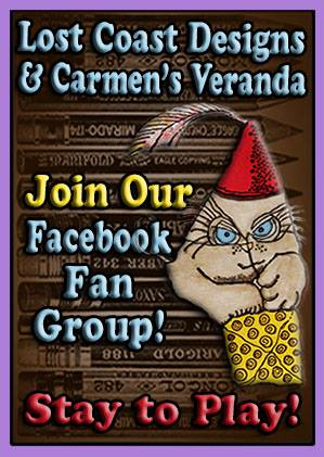 Join the Lost Coast Designs and Carmen's Veranda Fan Group