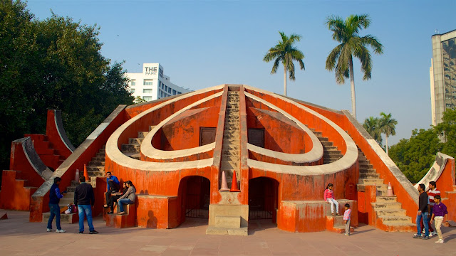 जंतर मंतर Jantar Mantar Wiki Info | Reviews | Famous Places to visit to in Jaipur | History