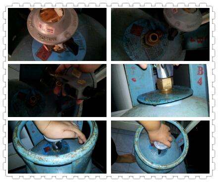 Tips Tukar Tong Gas Di Rumah Anda