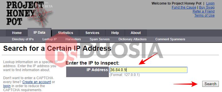 cara mengetahui ip address pc kita