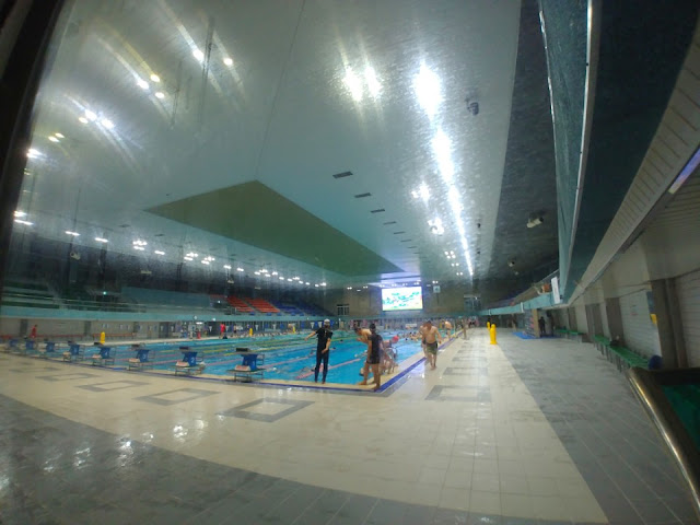 Duryu Swimming Pool Daegu South Korea