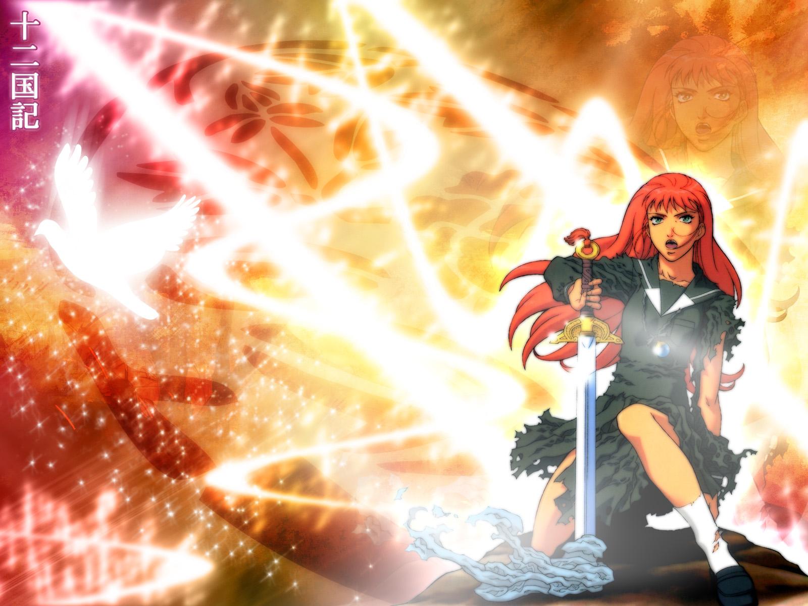 The Twelve Kingdoms Sword