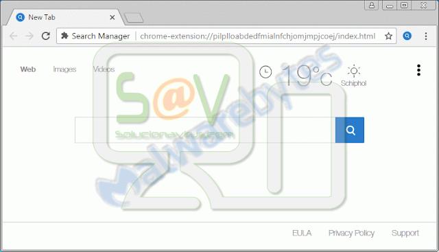 SearchManager (Extensión)