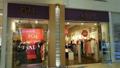 اف جي فور FG4