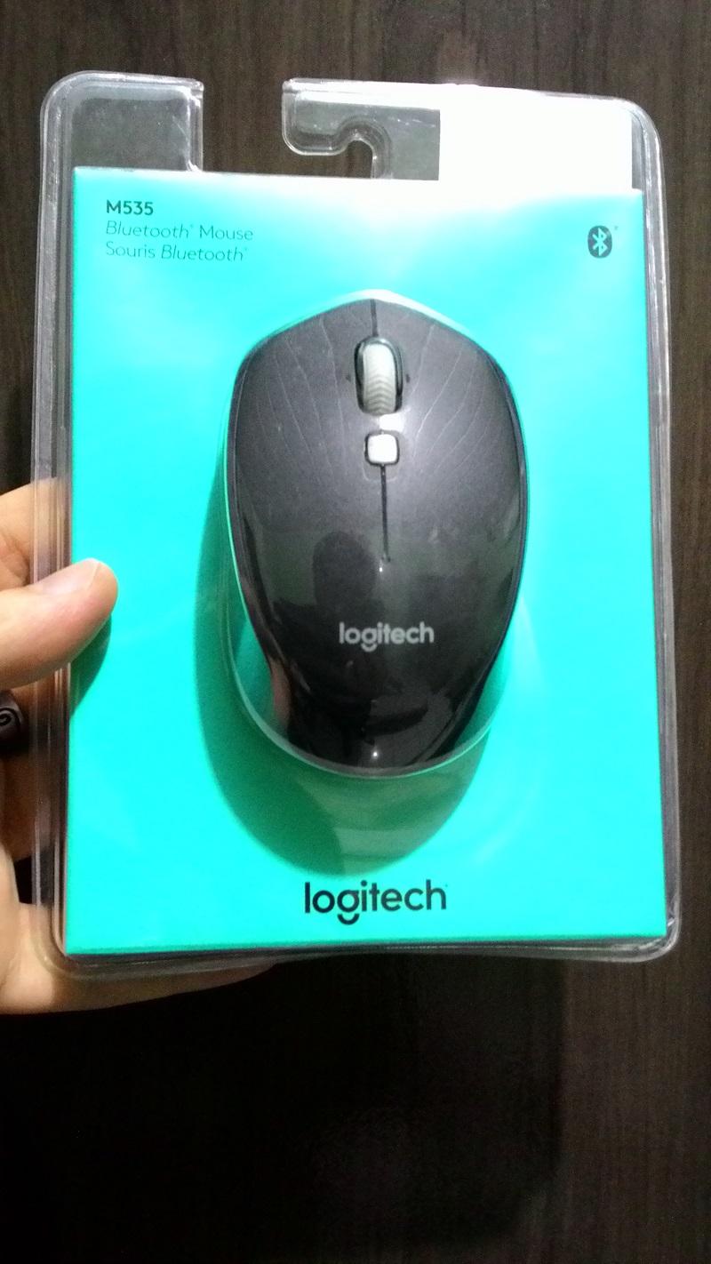mouse bluetooth logitech 535 1