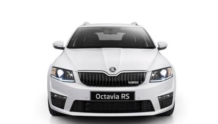 2016 Skoda Octavia RS Wagon