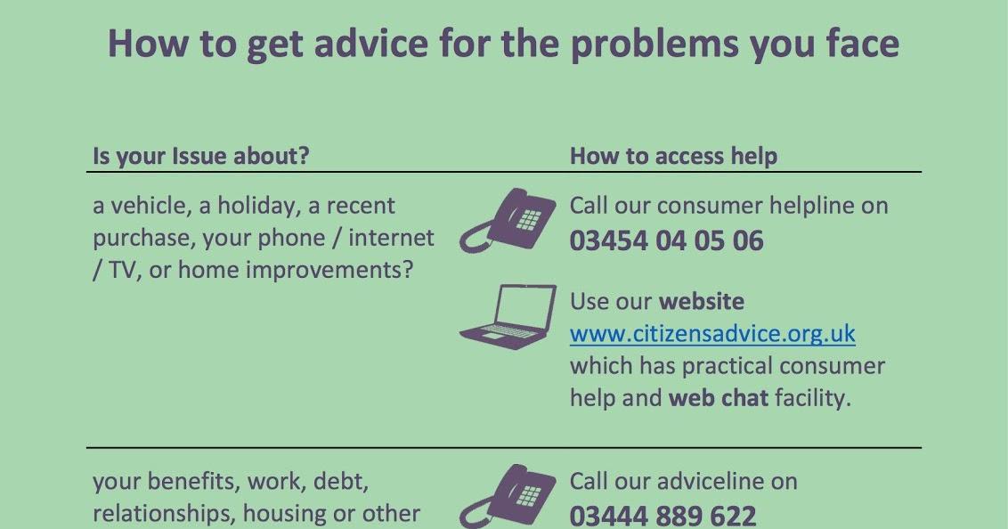 Graham Jones Citizens Advice Hyndburn