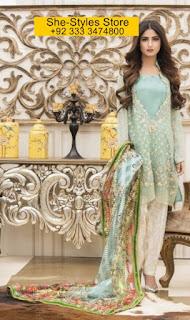 Veena Durrani by Zohan Textile