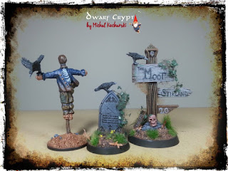 [ENG/PL] About the Ravens in the Nordic world / O Krukach w świecie Nordyckim (HQ Resin Ravens Basing Kit)