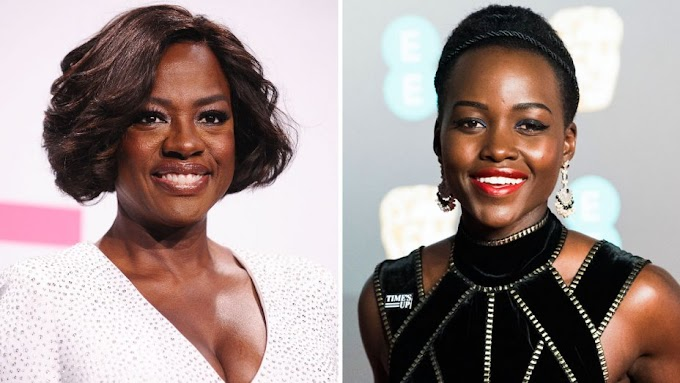 Viola Davis & Lupita Nyong'o to play Mother & Daughter in movie based on Events from 19th Century Africa