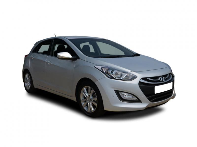 Hyundai i30 hatchback car