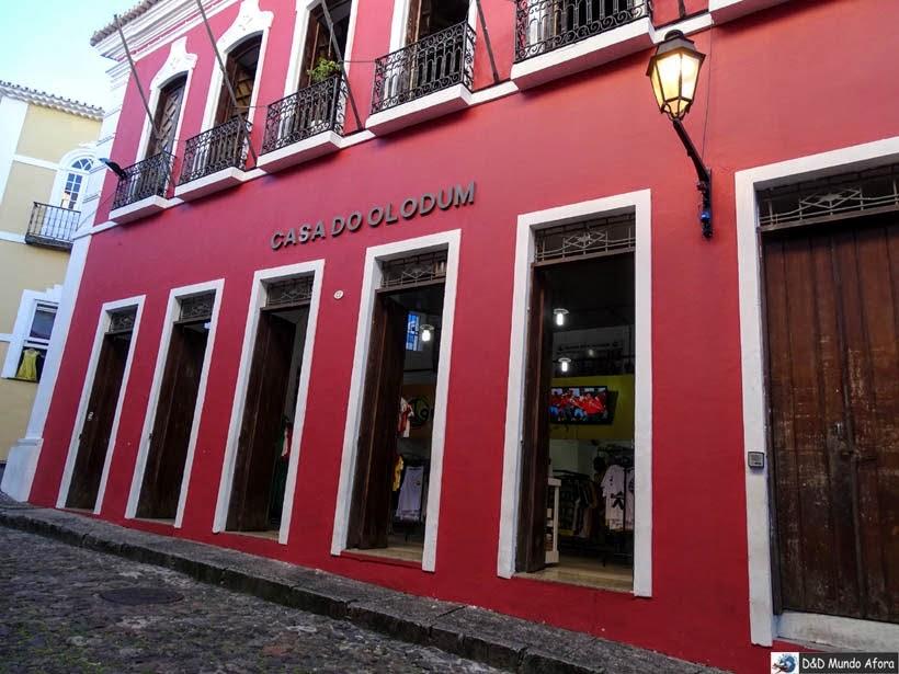 O que fazer no Pelourinho, Salvador (Bahia) - Casa do Olodum