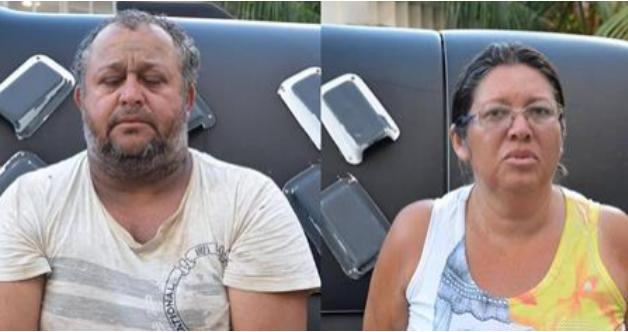 Policiais prendem em Canapi casal que abrigava acusados de assaltar bancos