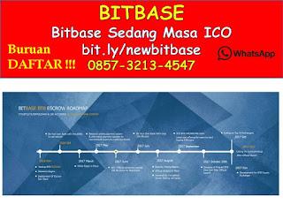 bitbase indonesia, new coin ICO, cara mendaftar bitbase