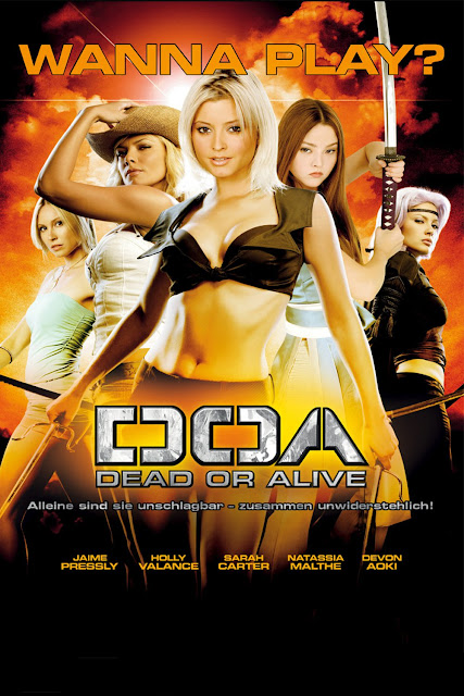 DOA: Dead Or Alive (2006) ταινιες online seires oipeirates greek subs