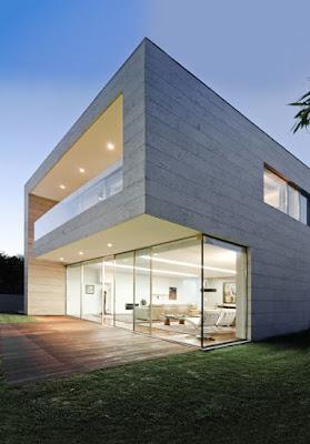 modern facades designs