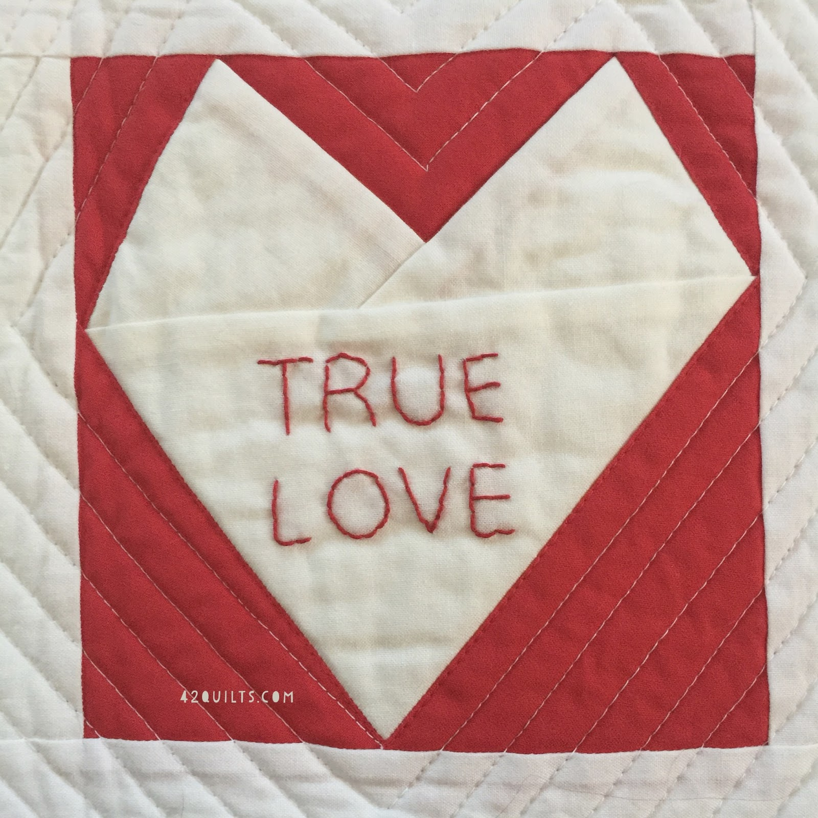 True Love 2017 Free Pattern