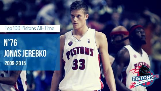 Jonas Jerebko | PistonsFR, actualité des Detroit Pistons en France