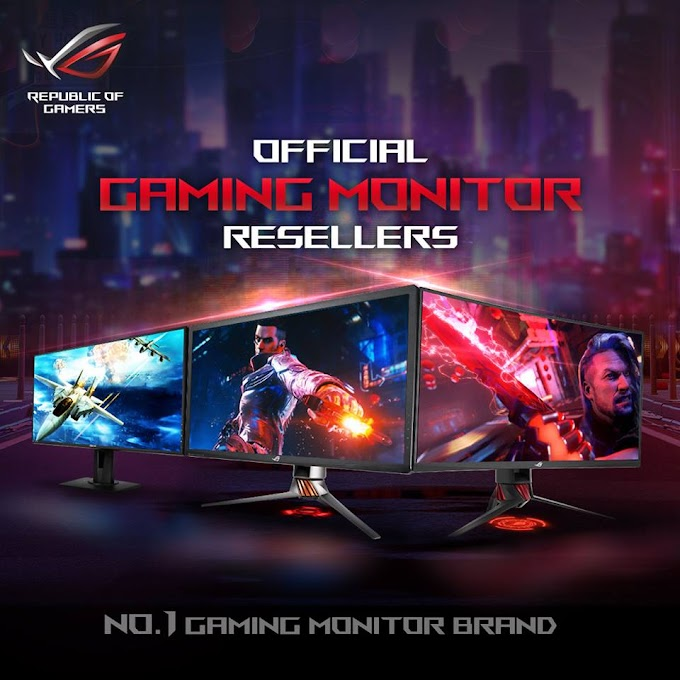 Fantastic ASUS ROG Monitors and Where To Find Them
