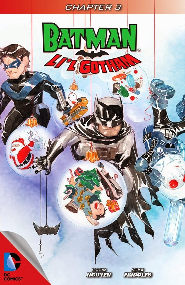 Batman: Little Gotham #3