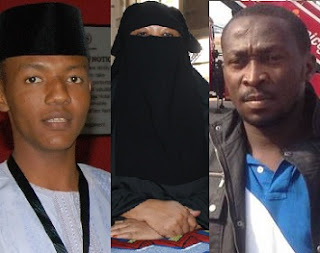 Mama Boko Haram, A Journalist, 1 Other Declared WANTED By Nigerian Army, See Photos