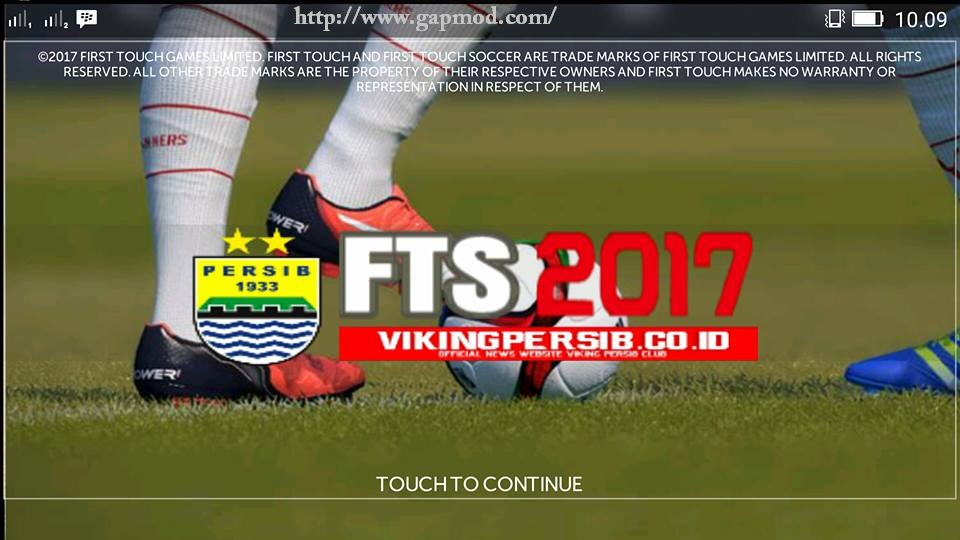 FTS 2017 Update Mod PERSIB Special Viking Apk + Data ...