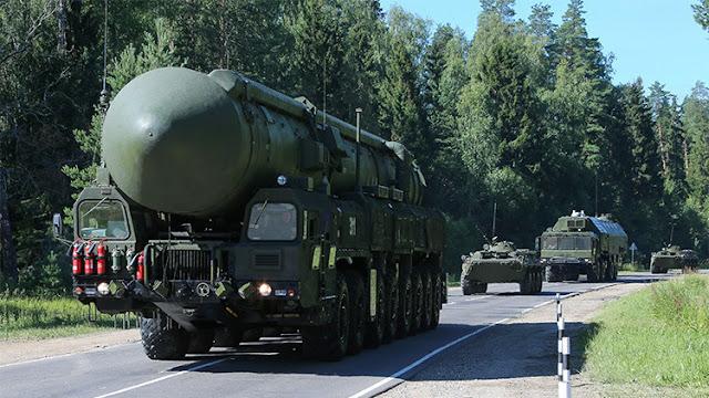 Casi el 100 % de los misiles nucleares de Rusia están listos para el combate