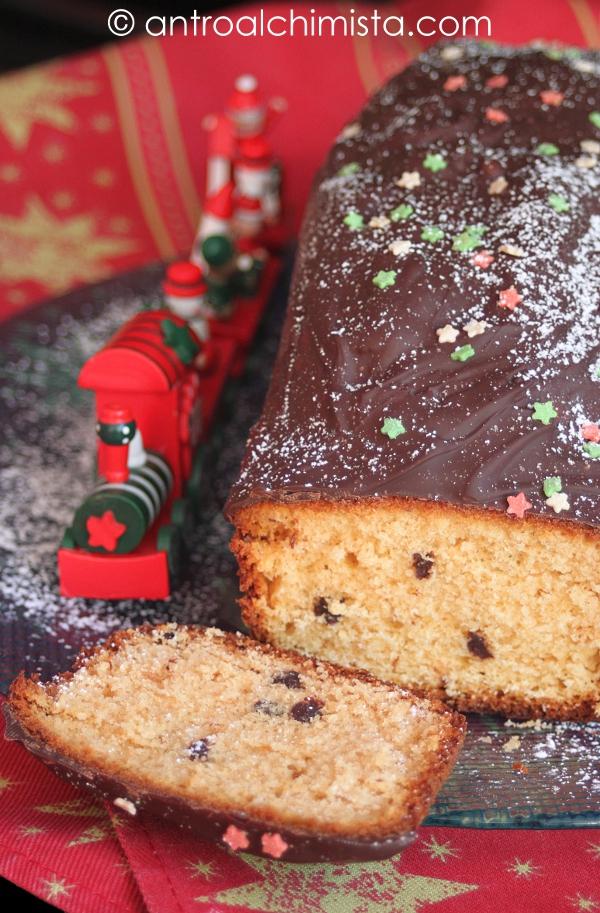 Cake Speziato con Confettura di Albicocche