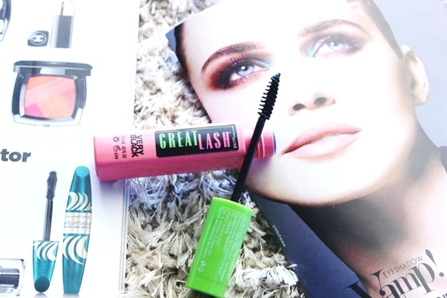 Maybelline great lash black mascara.Best selling mascaras ever.Maybelline great lash crna maskara za oci.