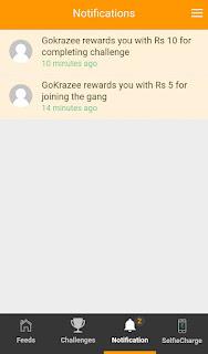 Gokrazee Free Recharge