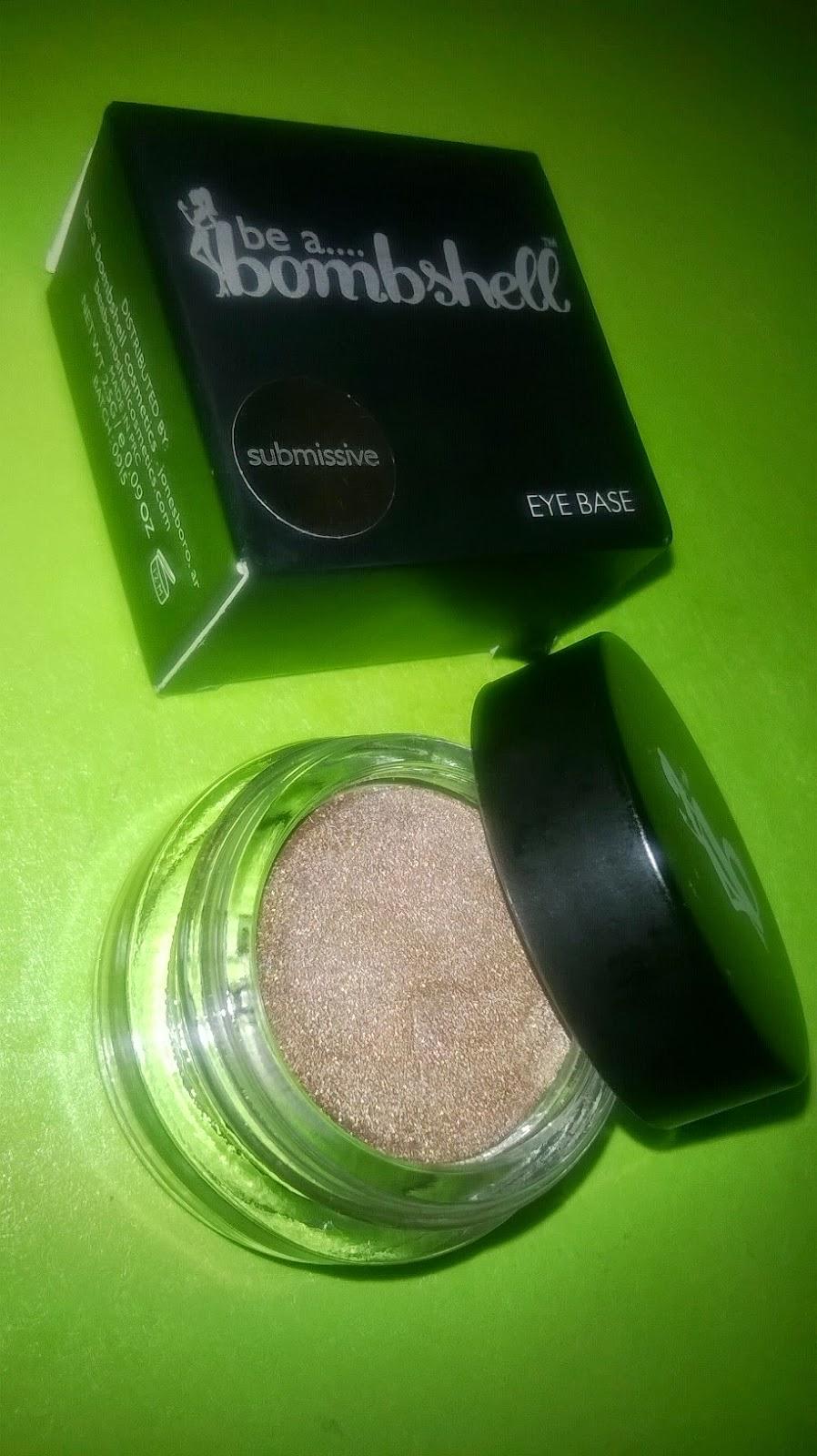 Be a Bombshell Cosmetics Eye Base