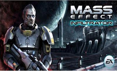 game mas effect - infiltrator