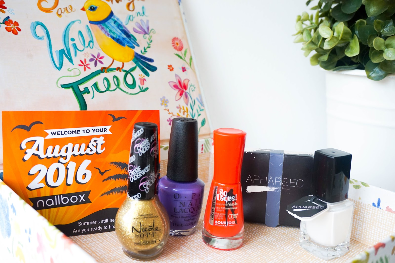 NailBox UK Subscription