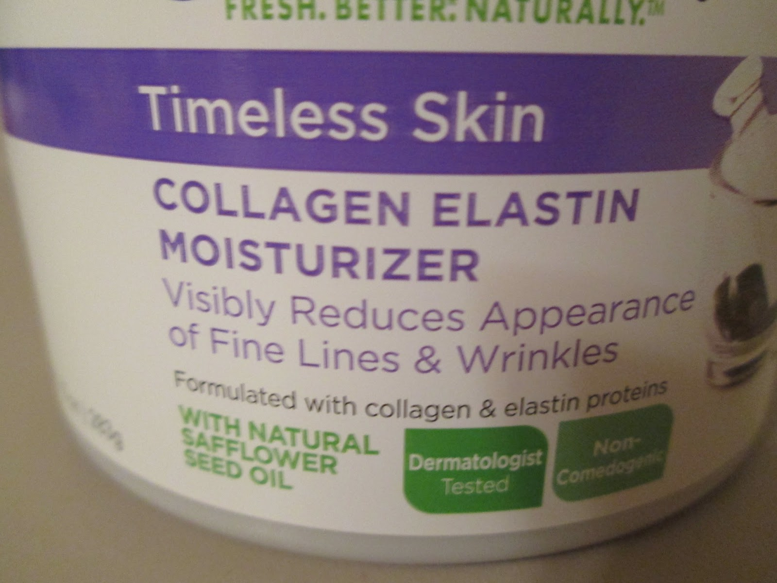 Pretties and Pearls: Review: St. Ives Timeless Skin Collagen Elastin ...