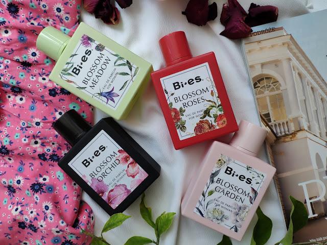 Zapachy z Kolekcji Blossom od Bi-Es