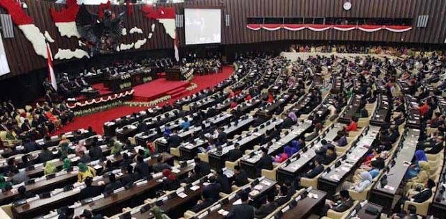 Tugas dan Wewenang MPR di Indonesia