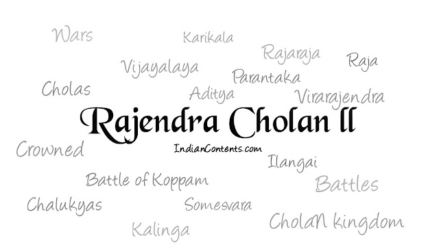 Rajendra Chola II - Battle Of Koppam