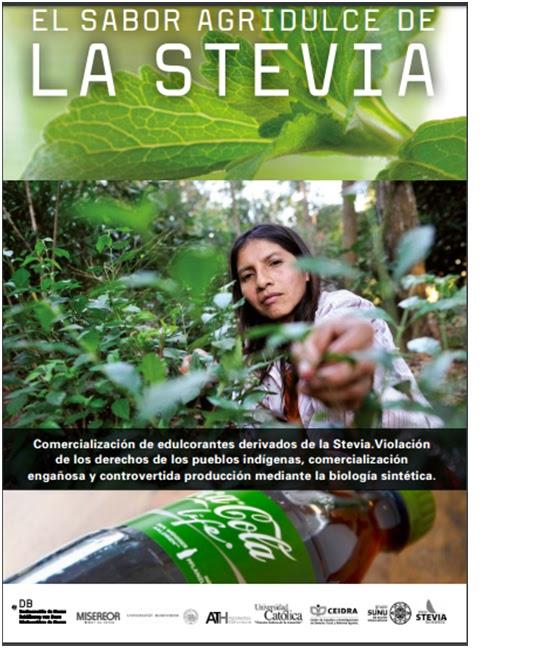 Resultado de imagen para El Sabor Agridulce de la Stevia